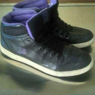 #mausupreme Sepatu Precise dark blue