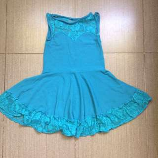 Lacey Skater Dress for girls