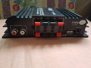 Mini amplifier