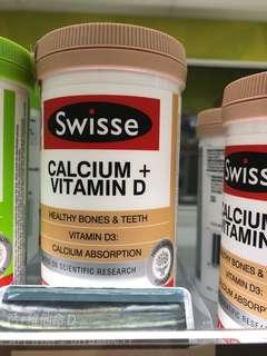 Swisse 鈣片
