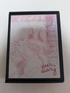 Hunhan deer's diary fanart book
