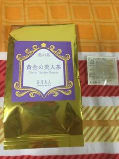 🚚 日本金澤 黄金の美人茶20g(附食用金箔5包)