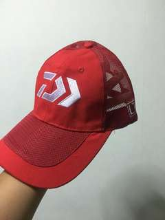 Shimano Daiwa cap