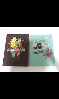 Hunhan Twinned Poison A Walk To Remember Photobook