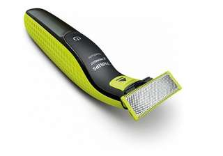 Philips Norelco OneBlade hybrid electric trimmer and shave