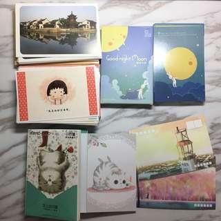 🚚 明信片/每份