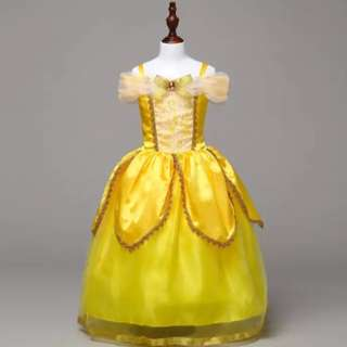 Belle Costume (Beauty and the Beast)