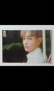 Chen kokobop poster