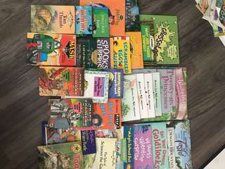 Disney ,ladybird,Enid Blyton,Usborne,Scholastic Storybooks