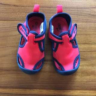 Oshkosh 防水機能涼鞋 包頭沙灘鞋
