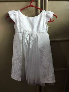 Christening Dress/Gown for Baby Girl