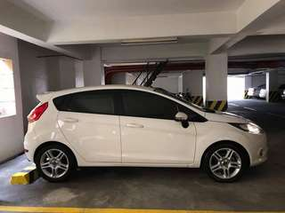 2013 Ford Fiesta Sport Edition A/T