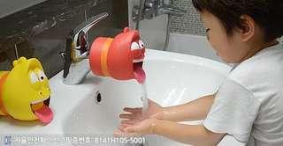 🚚 卡通造型水龍頭延伸器