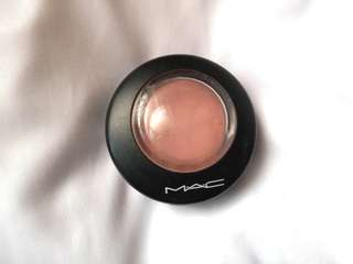 Mac mineralize Bludh in Ray Beam