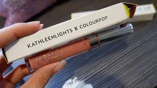 Ultra Satin Lip Kathleen Lights Colourpop
