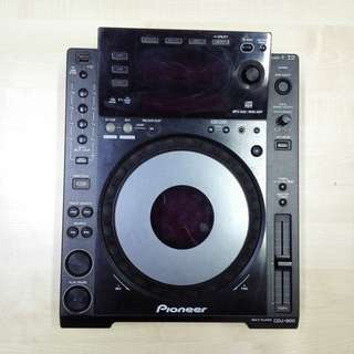 Pioneer CDJ-900 Multi-format Performance Player