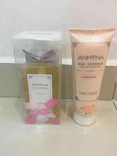 ANMYNA Hair Shampoo & Conditioner