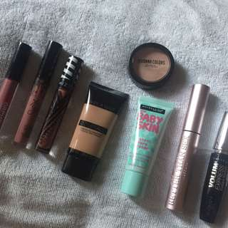 SELLING ALL ORIGINAL MAKEUP