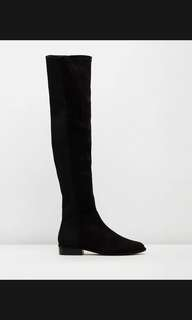 Size 9 thigh high boots