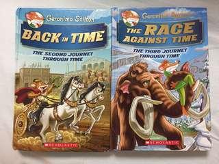 Geronimo Stilton Journey through time