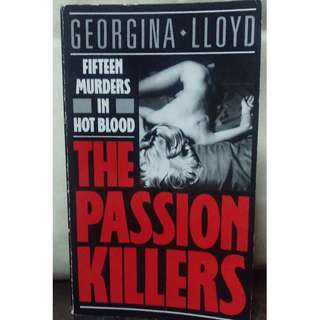 Georgina Lloyd - The Passion Killers