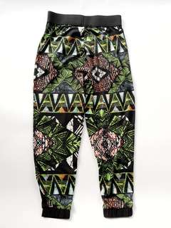 Forever21 printed pajama pants