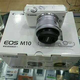 📷 CANON EOS M10 KIT EF-M15-45MM