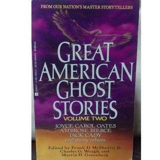 Great American Ghose Stories Vol 2