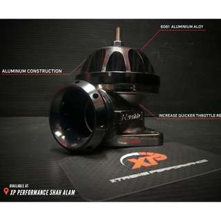 BLOW OFF VALVE GREDDY TYPE RZ ORI BOX BLACK 1:1