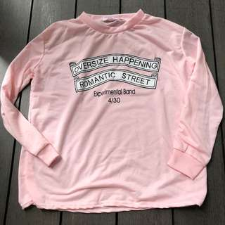 [$5 DEAL] 👅 PINK SWEATER 👅