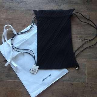 Issey miyake pleats please bag backpack