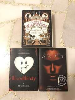 Free YA Fiction Books