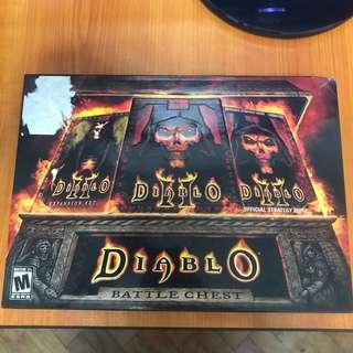 Diablo 2 Battle Chest + Expansion Set (Brand New Sealed)
