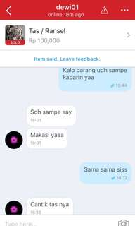 Real Testi thank you for buying sis! 🎈