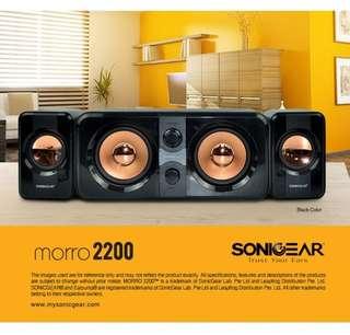 Speaker morro sonigear 2200