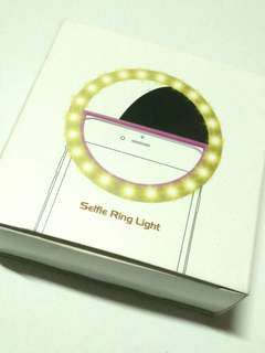 Selfie Ringlight