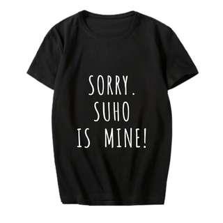EXO | GOT7 SORRY ... IS MINE! TSHIRT