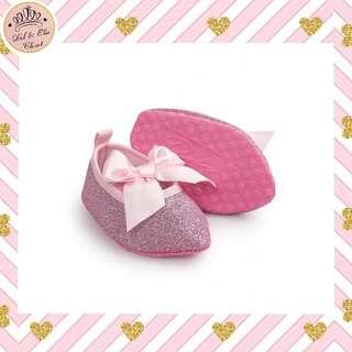 🌟RAYA COLLECTION! Instock Princess Pink Glitter Shoe