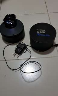 Samsung S3 gear Frontier