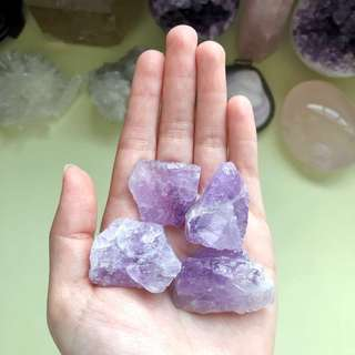 Amethyst Crystal (Raw Form)