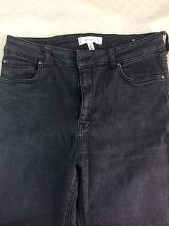 Mango soho high waist skinny jeans