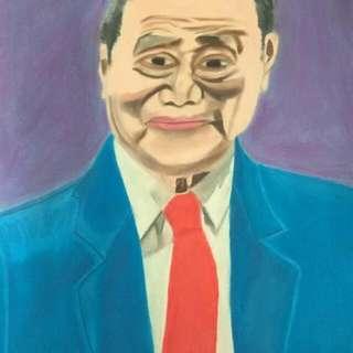 Robert Kuok Portrait