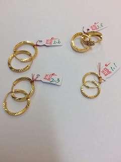 🌼 Loop Earrings 🌼