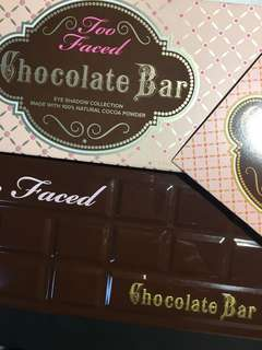 Too Faced Chocolate Bar Eyeshadow