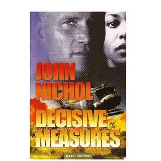 RD SE John Nichol-Decisive Measures