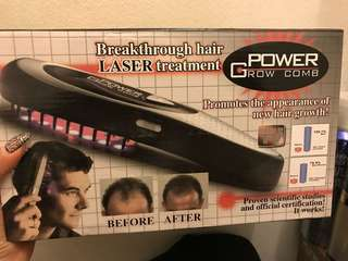 Power grow hair