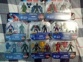 Marvel miniverse
