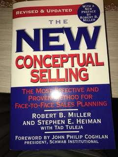 The New Conceptual Selling