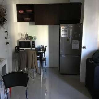 2 Bedroom Converted to 3 Bedroom For Assume Balance Condo in Bonifacio Global City BGC Fort Victoria
