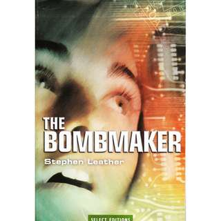 RD SE Stephen Leather-The Bombmaker